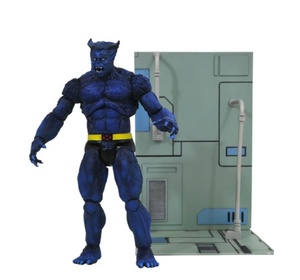 Marvel Diamond Select X-Men Beast Action Figure Pre-Order