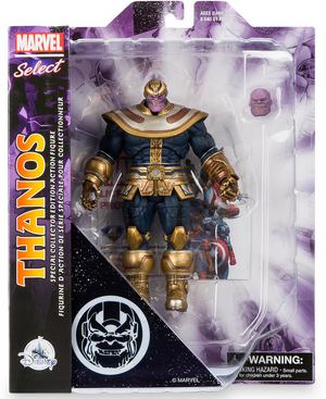 Marvel Diamond Select Thanos Armor Action Figure Pre-Order