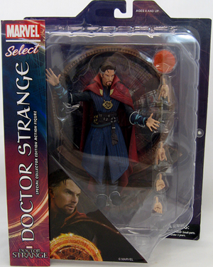 Marvel Diamond Select Doctor Strange MCU Action Figure
