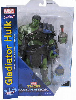 Marvel Diamond Select Ragnarok Gladiator Hulk Action Figure
