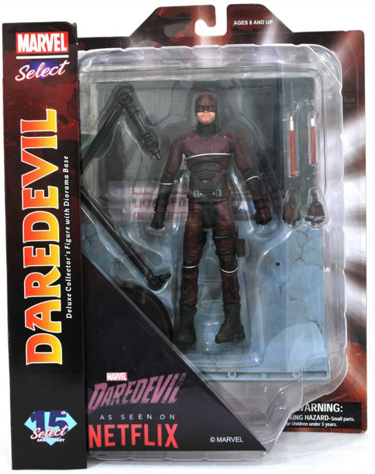 Marvel Diamond Select Netflix Daredevil Action Figure