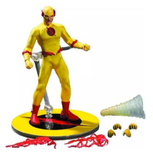 DC Mezco PX Previews Exclusive Zoom Reverse Flash One:12 Scale Action Figure - Action Figure Warehouse Australia | Comic Collectables