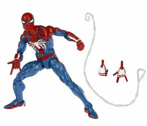 Marvel Legends Exclusive Gameverse Spider-Man Action Figure