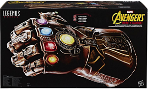 Marvel Legends Infinity Gauntlet 1:1 Prop Replica