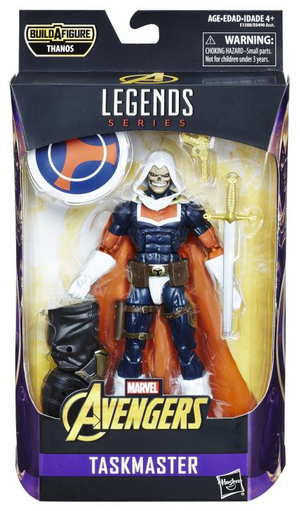 Marvel Legends Avengers Infinity War Taskmaster Action Figure