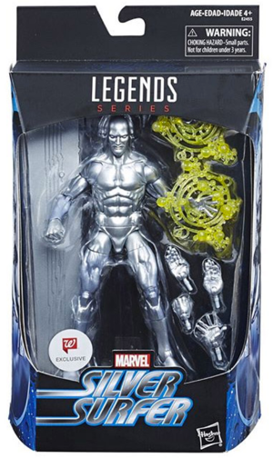 Marvel Legends Exclusive Silver Surfer Action Figure