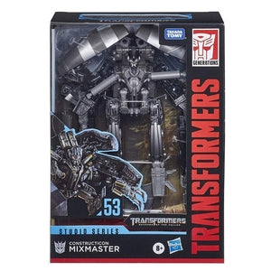 Transformers Studio Series Revenge of the Fallen Voyager Constructicon Mixmaster Action Figure Pre-Order