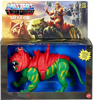 Masters Of The Universe Origins Battle Cat Action Figure Pre-Order