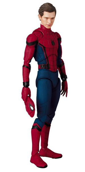 Marvel Mafex Spider-Man Homecoming Ation Figure #47