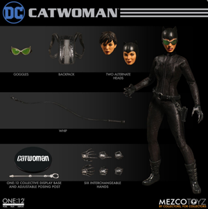 DC Mezco Catwoman One:12 Scale Action Figure Pre-Order - Action Figure Warehouse Australia | Comic Collectables