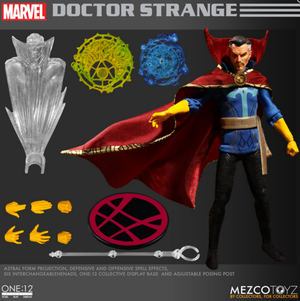 Marvel Mezco Doctor Strange One:12 Scale Action Figure Pre-Order