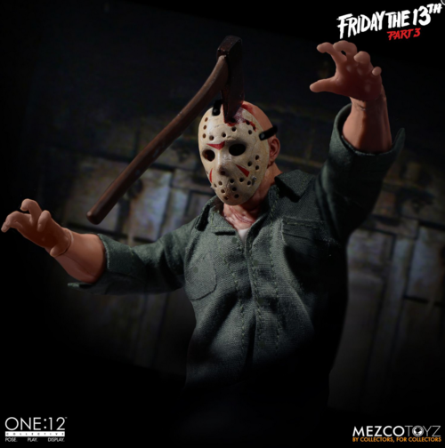Friday The 13th Mezco Jason Voorhees One:12 Collective Action Figure