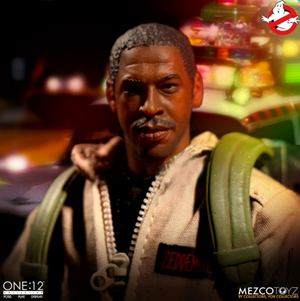 Ghostbusters Mezco One:12 Scale Set of 4 Action Figures Pre-Order