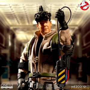 Ghostbusters Mezco One:12 Scale Set of 4 Action Figures