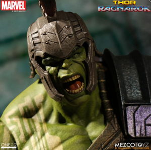 Marvel Mezco Ragnarok Gladiator Hulk One:12 Scale Action Figure