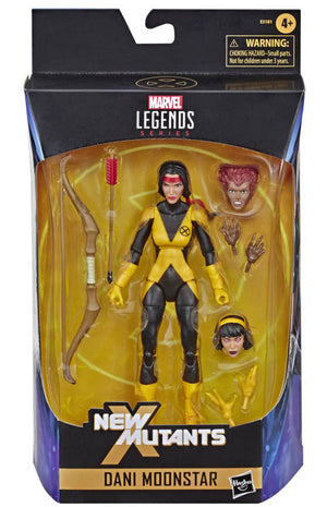 Marvel Legends Exclusive New Mutants Dani Moonstar Action Figure Pre-Order