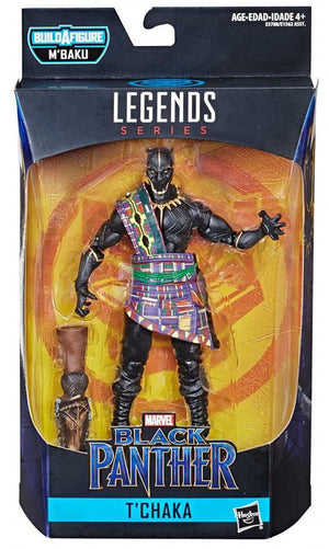 Marvel Legends Black Panther Series T'chaka Action Figure