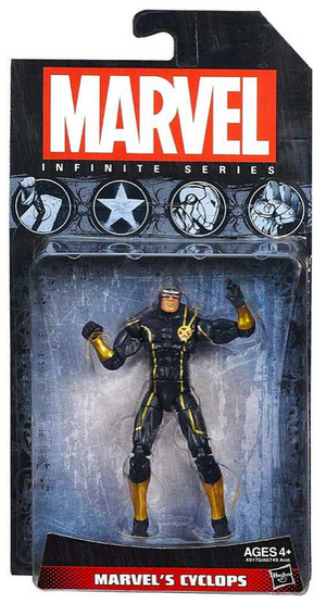 Marvel Infinite Series Marvel's Cyclops Action Figure