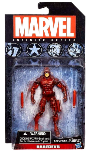 Marvel Infinite Series Daredevil Action Figure