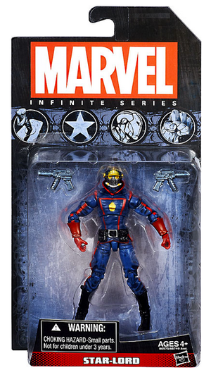 Marvel Infinite Series Star-Lord Action Figure