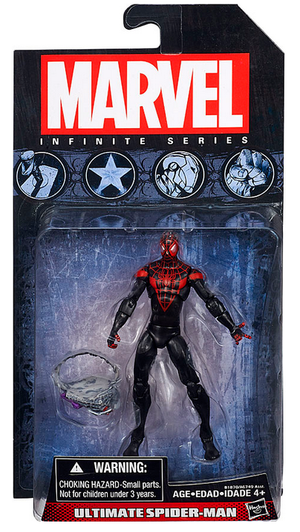 Marvel Infinite Series Ultimate Spider-Man Action Figure