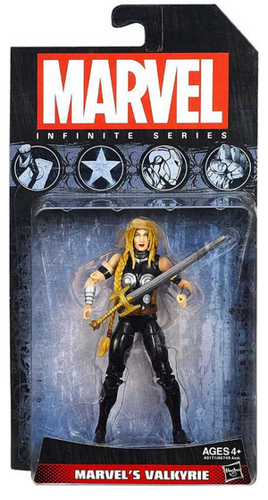 Marvel Infinite Series Marvel's Valkeryie Action Figure