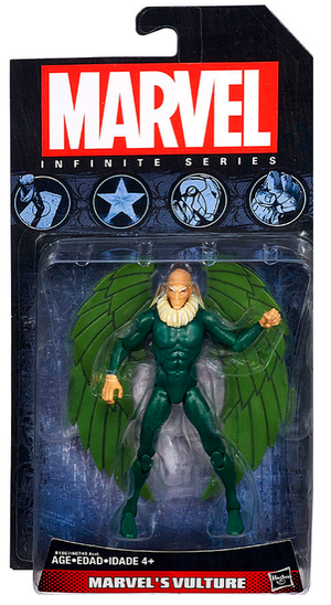 Marvel Infinite Series Vulture Action Figure