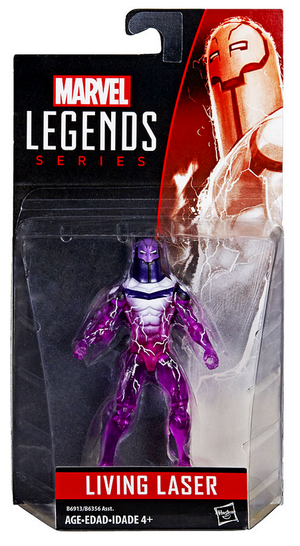 Marvel Legends Infinite Living Laser Action Figure