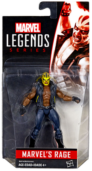Marvel Legends Infinite Marvels Rage Action Figure
