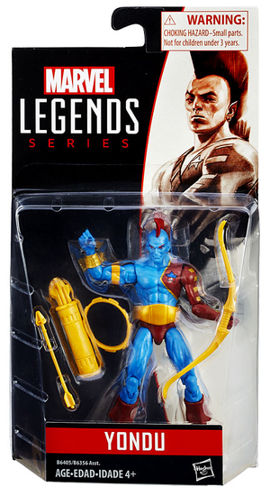 Marvel Legends Infinite Yondu Action Figure