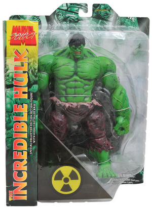 Marvel Diamond Select Incredible Hulk Action Figure