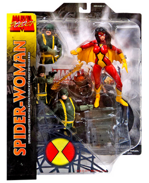 Marvel Diamond Select Spider-Woman Action Figure