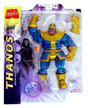 Marvel Diamond Select Thanos Action Figure
