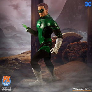 DC Mezco PX Previews Exclusive Green Lantern Hal Jordan One:12 Scale Action Figure Pre-Order