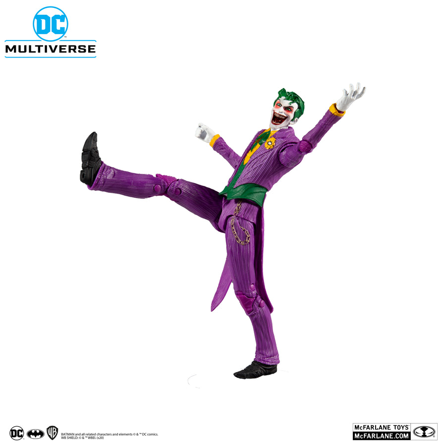 DC Multiverse McFarlane Series The Joker Rebirth Action Figure Pre-Order