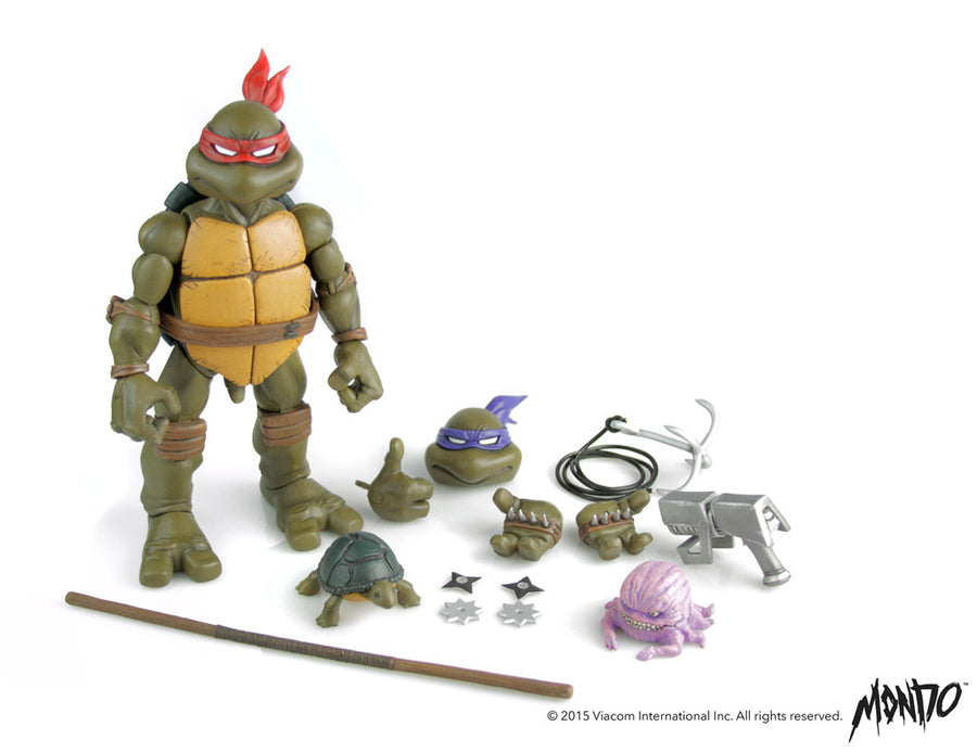 Teenage Mutant Ninja Turtles Mondo Donatello 1:6 Scale Action Figure