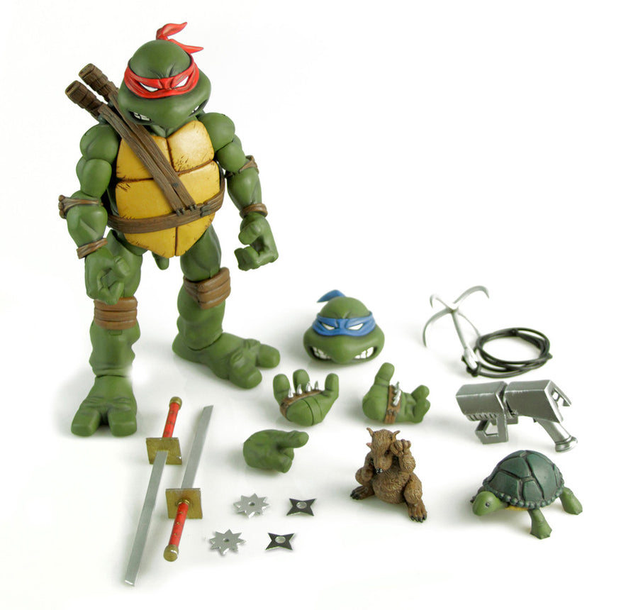 Teenage Mutant Ninja Turtles Mondo Leonardo 1:6 Scale Action Figure