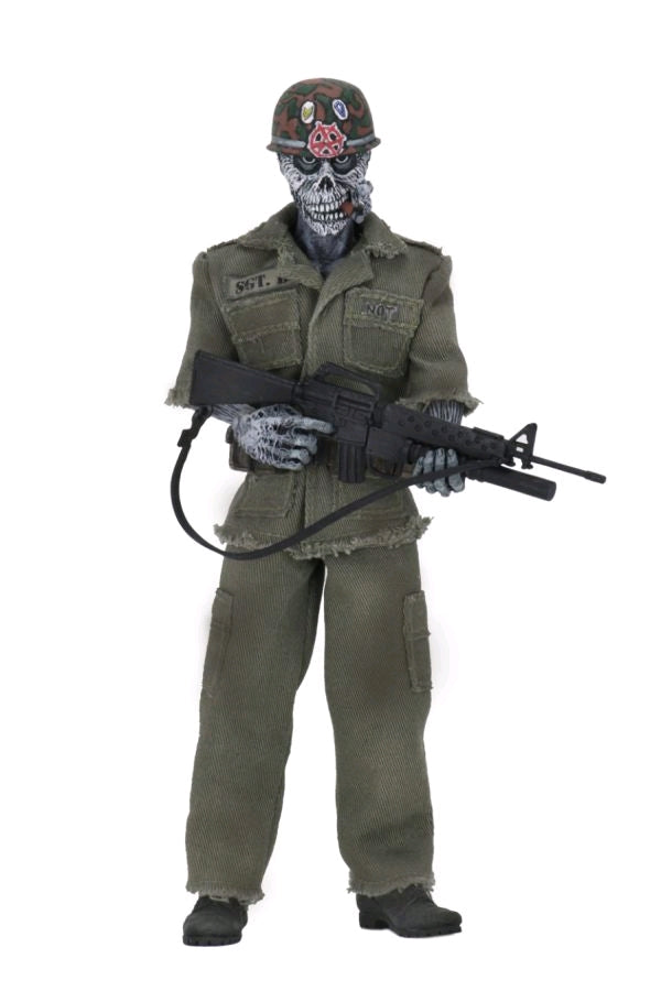 S.O.D. Neca Stormtroopers of Death Seargeant D Clothed 8 Inch Action Figure