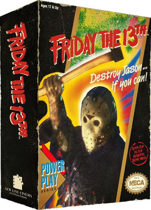 Friday The 13th Neca Classic Video Game Jason Vorhees Action Figure