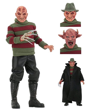 A Nightmare On Elm Street Neca New Nightmare Freddy Action Figure Pre-Order