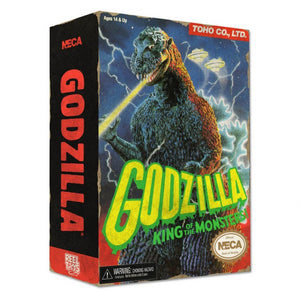 Godzilla Neca 1988 NES Monster of Monsters Godzilla Action Figure