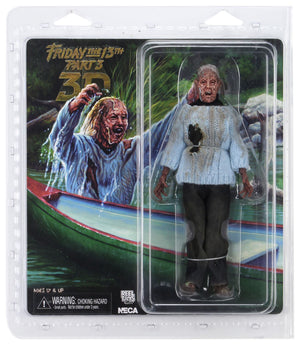 Friday The 13th Neca Corpse Pamela Clothed 8 Inch Action Figure