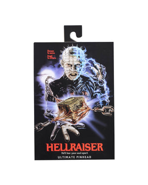 Hellraiser Neca Ultimate Pinhead 7 Inch Action Figure