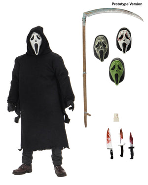 Scream Neca Ultimate Ghostface 7 Inch Action Figure Pre-Order