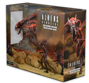 Aliens Neca Genocide Red Queen Deluxe Action Figure Box Set - Action Figure Warehouse Australia | Comic Collectables