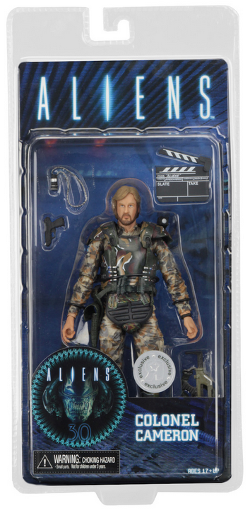 Aliens Neca Col James Cameron Action Figure Pre-Order - Action Figure Warehouse Australia | Comic Collectables
