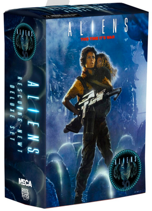 Aliens Neca 30th Anniversary Ripley & Newt Action Figure 2-Pack - Action Figure Warehouse Australia | Comic Collectables