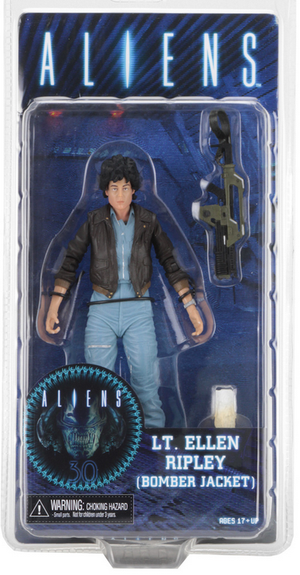 Aliens Neca Series 12 Ripley Bomber Jacket Action Figure - Action Figure Warehouse Australia | Comic Collectables