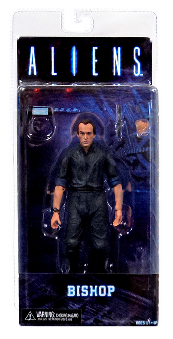 Aliens Neca Series 3 Bishop Action Figure - Action Figure Warehouse Australia | Comic Collectables