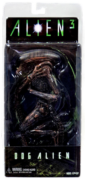 Aliens Neca Series 3 Brown Dog Alien 3 Action Figure - Action Figure Warehouse Australia | Comic Collectables
